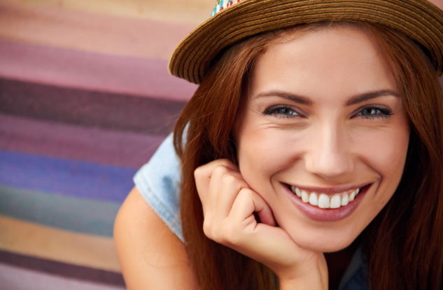 Girl Smiling | Cosmetic Services Dental